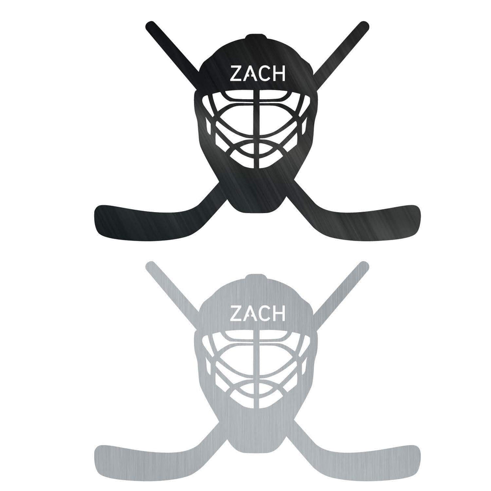 Hockey Sticks Monogram