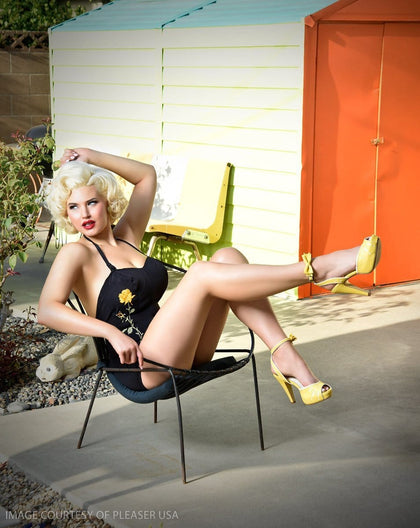 Pleaser-Pleaser Pin Up Couture-BESTON SHOES