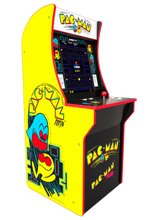 Load image into Gallery viewer, Reconditioned Arcade1Up Pac-Man Arcade Cabinet (Grade A)