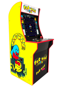 Reconditioned Arcade1Up Pac-Man Arcade Cabinet (Grade A)