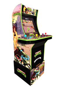 Arcade1Up Teenage Mutant Ninja Turtles Arcade Cabinet (Release Date TBC)