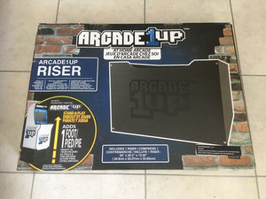 Official Arcade1Up Riser (Pre-order Now. Stock available August 2020)
