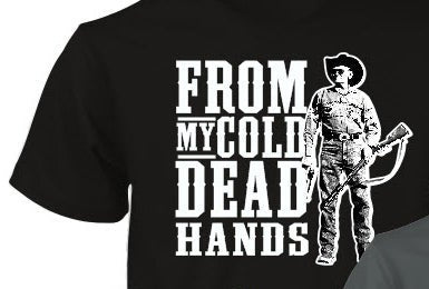 Cold Dead Hands T-Shirt - Short Sleeve