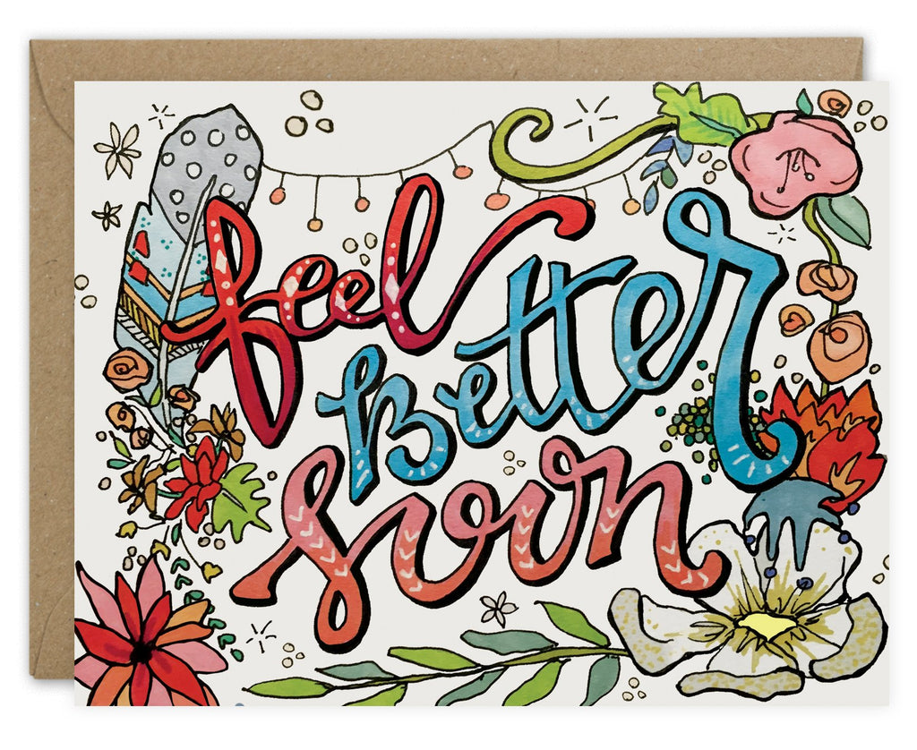 Feel Better Soon Gift Card
