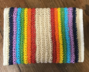 Rattan Rainbow Purse by akaiv