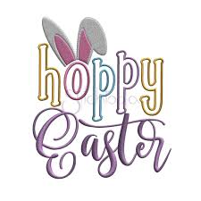 Happy Hoppy Easter Gift Card