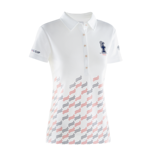 North Sails W Valencia Polo - Wave