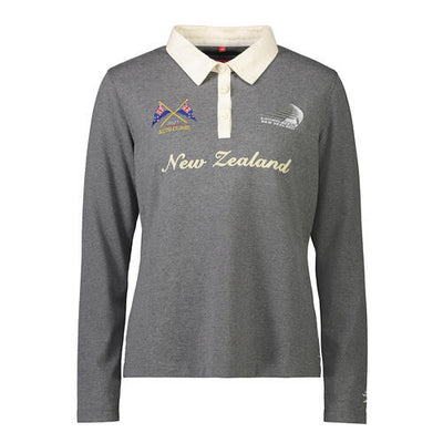 ETNZ Women's NZL L/S Rugby Jersey