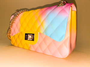Cotton Candy Purse