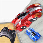 Amazing Wall Climbing Mini Car Toy