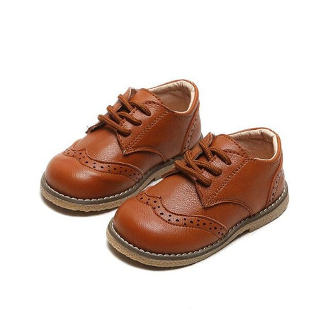 Boys Casual Brock Lace Up Shoes