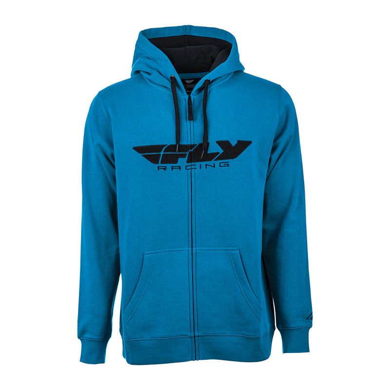 FLY Racing Corporate Zip Up Hoodie