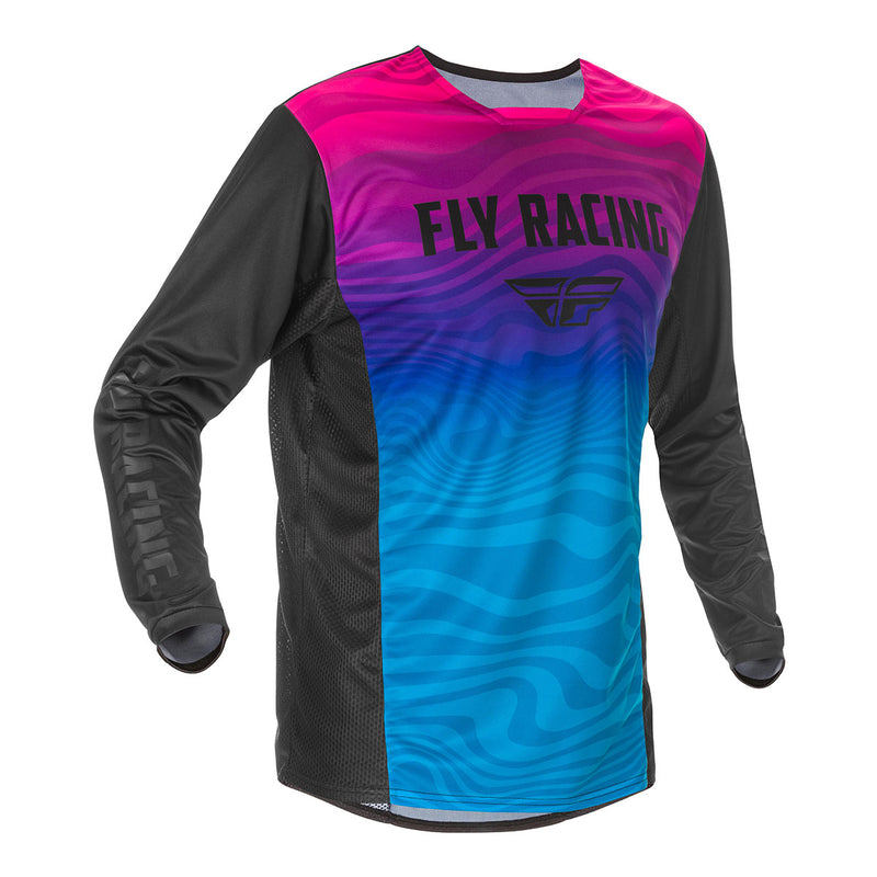 FLY Racing Kinetic S.E. Jersey