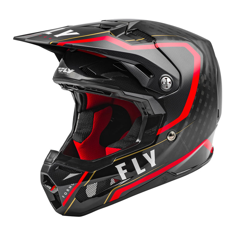 FLY Racing Youth Formula Carbon Axon Helmet