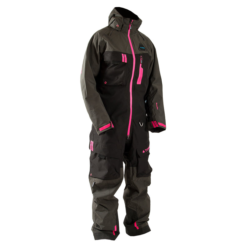 SALES SAMPLE: TOBE Tiro Mono Suit (Dark Ink Pink)