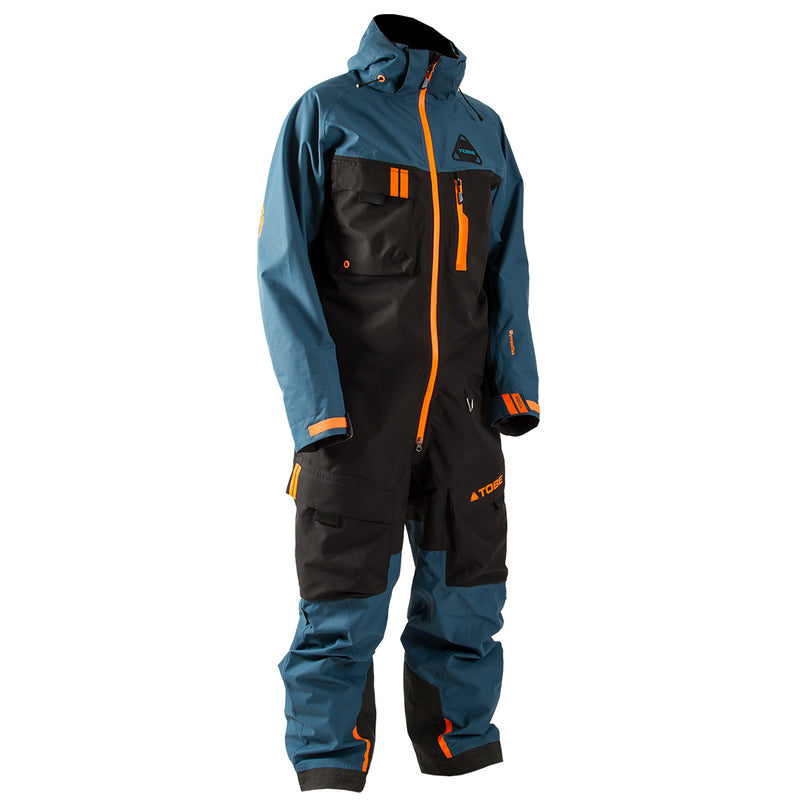 SALES SAMPLE: Tiro Mono Suit Insulated (Legion Blue)