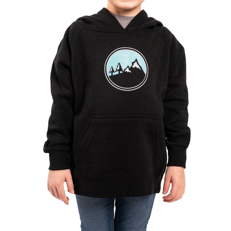 SALES SAMPLE: Alpyne Apparel Nelson Kids Hoodie (SIZE 2)