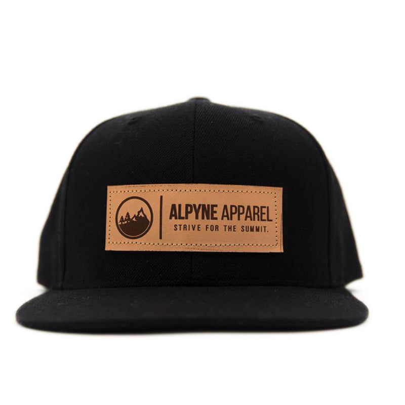 SALES SAMPLE: Alpyne Apparel Whistler Snapback