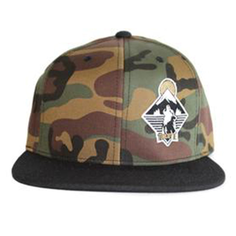 SALES SAMPLE: Alpyne Apparel Turcotte Snapback