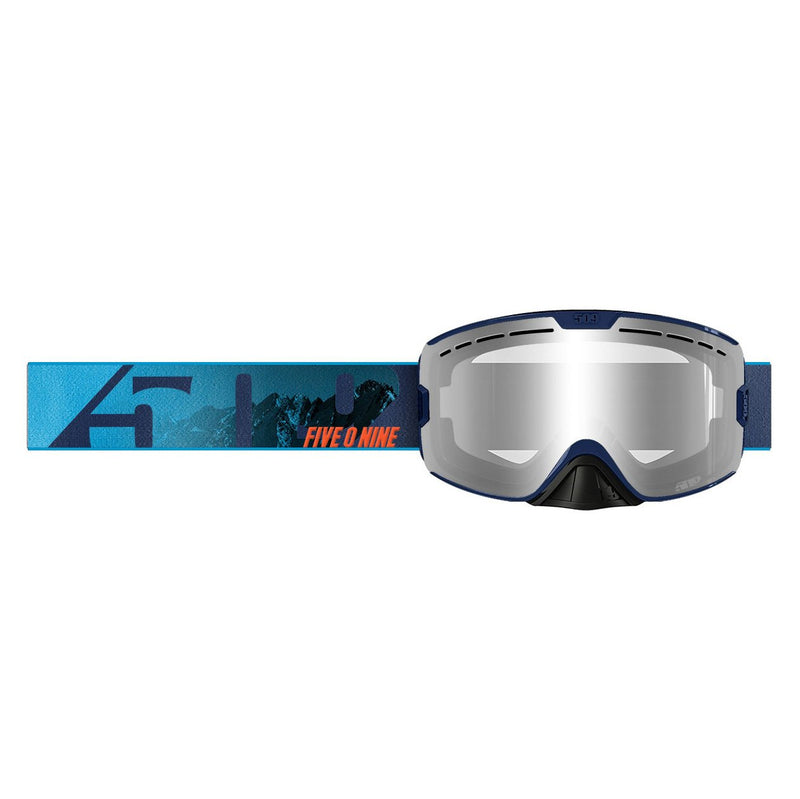 SALES SAMPLE: 509 Kingpin Goggle (Cyan Navy)