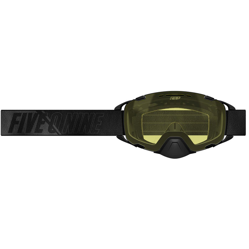 SALES SAMPLE: 509 Aviator 2.0 Goggle (Black with Yellow)