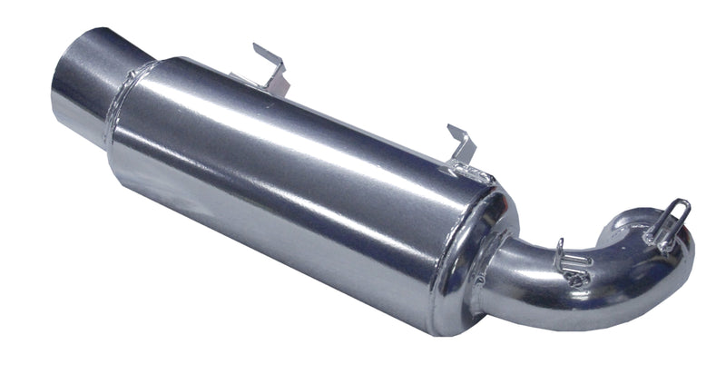 Skinz Polaris Super-Q Silencer