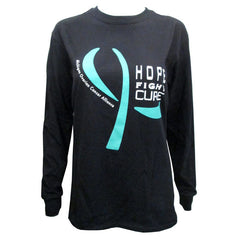 Hope Fight Cure LS - Black
