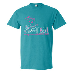 Tie Michigan Teal T-Shirts