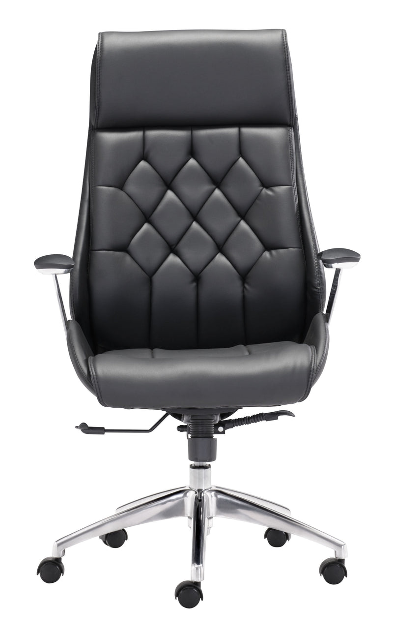 Tufted Office Chair