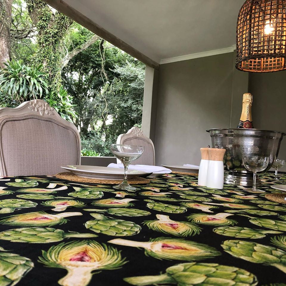 Table & Co Tablecloth - Artichoke