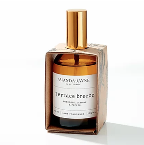 Amanda Jayne Home Fragrance - Terrace Breeze