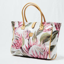 Load image into Gallery viewer, IY Beach Bag - Bright King White