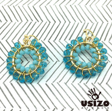 Load image into Gallery viewer, Usizo Baby O's - Light Blue