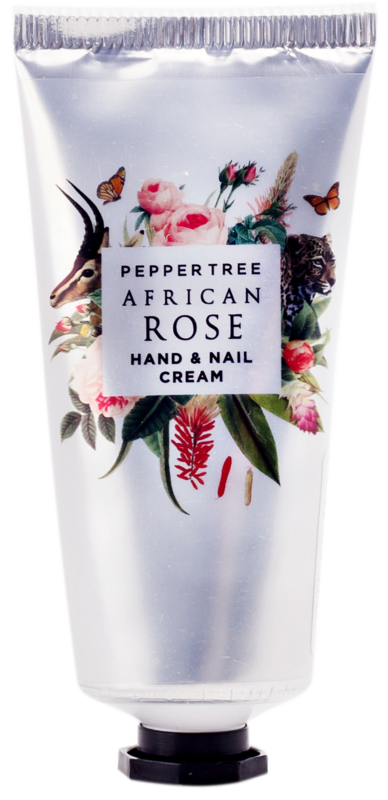 African Rose Hand & Nail Cream