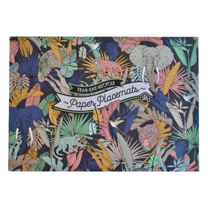 A Love Supreme Disposable Placemats - Wild at Heart