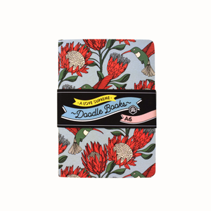A Love Supreme A6 Soft Cover Notebooks - Protea Original