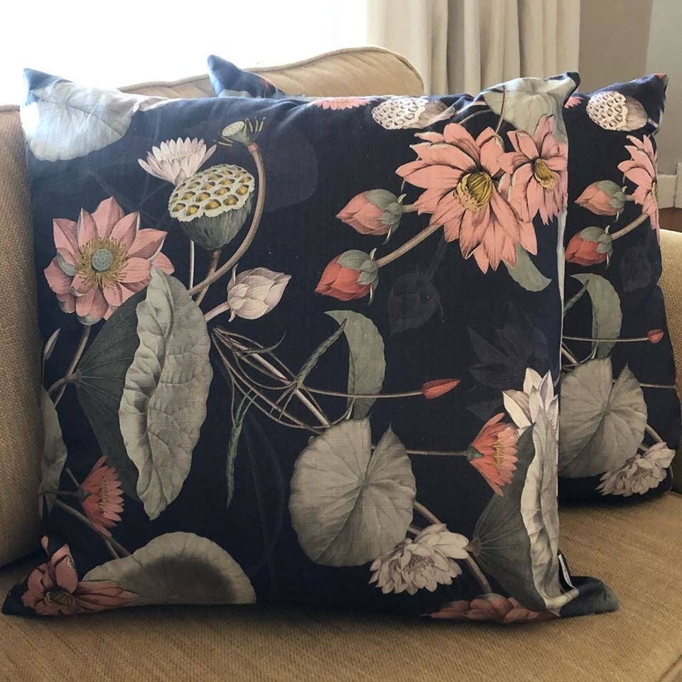 Table & Co Cushion Covers - Lotus