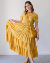 Load image into Gallery viewer, Belle Dress - Yellow