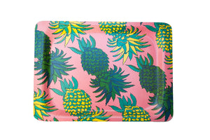 A Love Supreme Melamine Trays - Pineapples