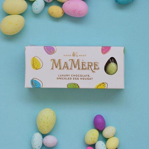 Ma Mere mini speckled egg nougat bar