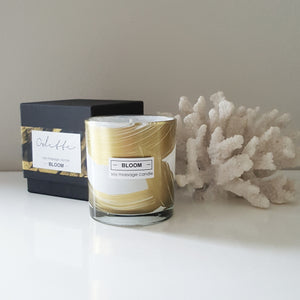 Odette Uys Luxury White Gold Candle