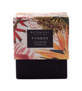 Fynbos Fragrance & Body Range Scented Candle Gift Box