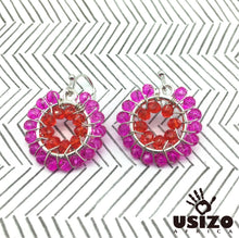Load image into Gallery viewer, Usizo Baby O's - Pink/Red