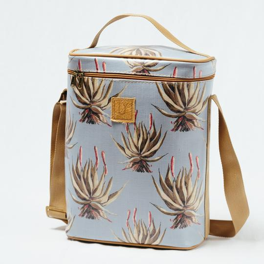 IY sling cooler blue aloe