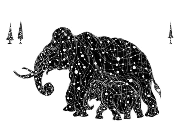The Constellation Of The Mammoths