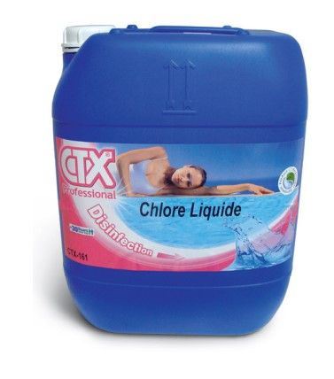 Chlore liquide multi - CTX162