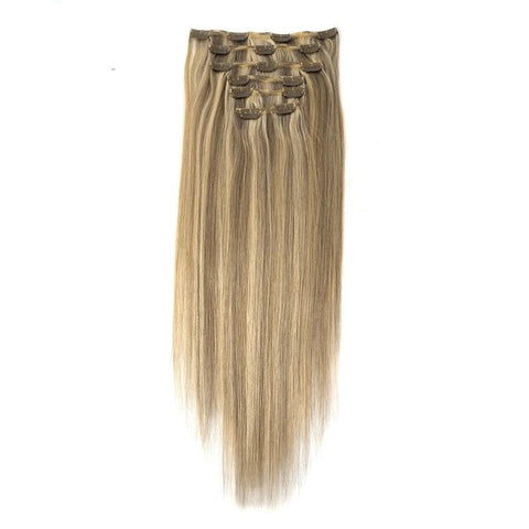 extension cheveux blond naturel