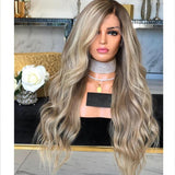 prothese capillaire blonde