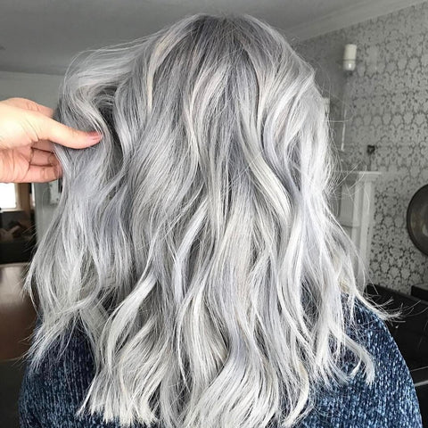 extension gris clair