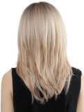 Perruque balayage blond